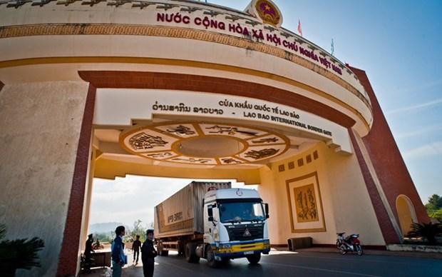 Provincias fronterizas de Vietnam mantienen crecimiento economico pese a COVID-19 hinh anh 1
