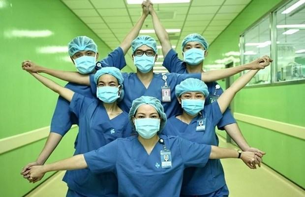 Vietnam superara la pandemia de COVID-19 con compasion y solidaridad hinh anh 1