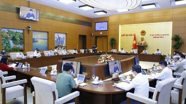 Segundo periodo de sesiones de la Asamblea Nacional de Vietnam tendra lugar en octubre proximo hinh anh 1