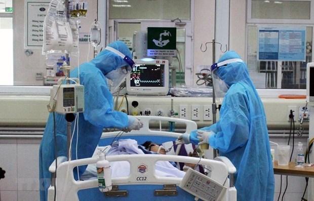 Ministerio de Salud insta garantizar bienestar social en Ciudad Ho Chi Minh hinh anh 2