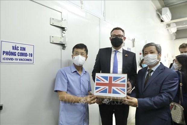 Vietnam aprovecha al maximo oportunidades de acceso a vacunas contra COVID-19 hinh anh 2