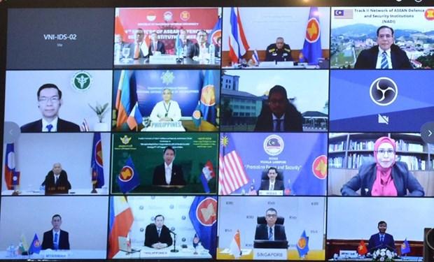 ASEAN fortalece cooperacion en defensa en materia de seguridad medica hinh anh 1