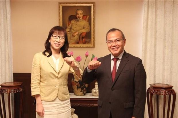 Organizacion japonesa apoya a ninos con cancer en Vietnam hinh anh 1