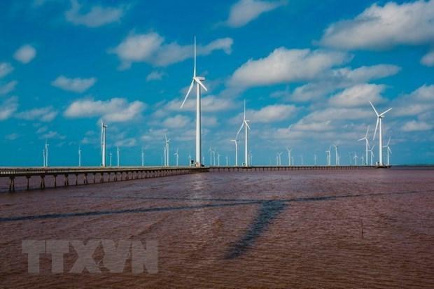 Proponen medidas para desarrollar la energia eolica marina en Vietnam hinh anh 1