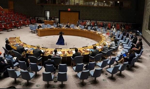 Vietnam resalta la confidencialidad en aplicacion de tecnologia en operaciones de paz de la ONU hinh anh 1