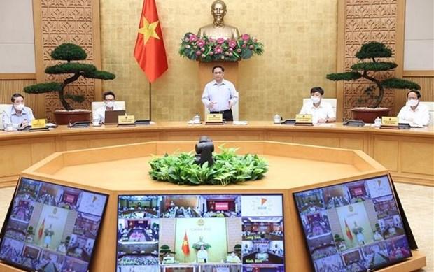 Primer ministro de Vietnam destaca importancia de planificacion en desarrollo nacional hinh anh 1