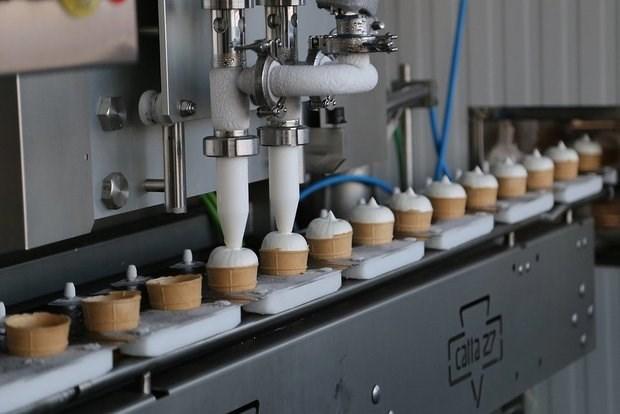 Rusia exporta segundo lote de helados a Vietnam hinh anh 1