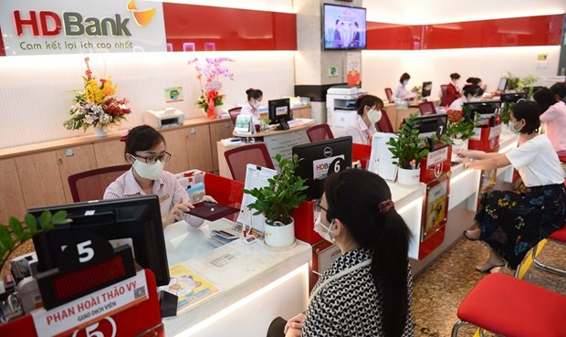 Banco vietnamita HDBank cosecha doble premio de marca global hinh anh 1