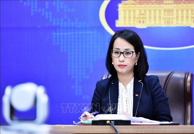 Vietnam comprometido con la lucha contra el cambio climatico hinh anh 1
