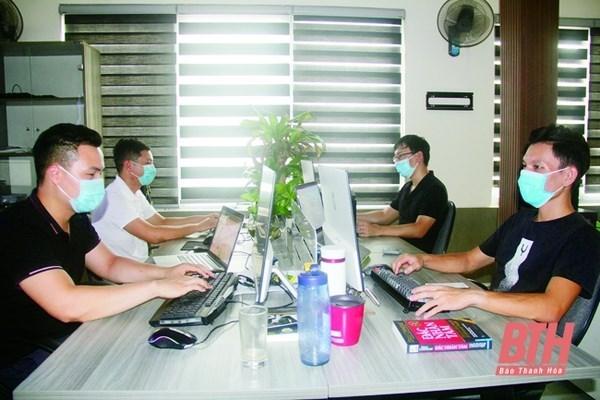 Provincia vietnamita de Thanh Hoa por desarrollar comercio electronico hinh anh 1