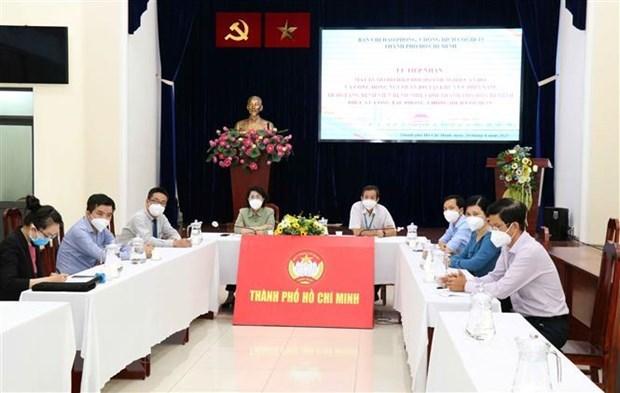 Comunidad india dona equipos medicos a Vietnam para combatir el COVID-19 hinh anh 1