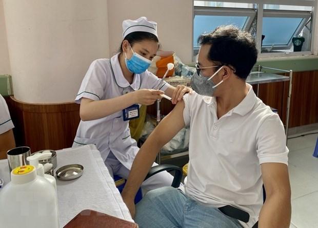 Ciudad Ho Chi Minh encabeza cifra de casos diarios del COVID-19 en Vietnam hinh anh 1