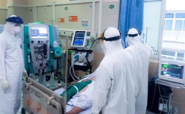 Ministerio de Salud distribuye tercer lote de Remdesivir para tratamiento del COVID-19 hinh anh 1