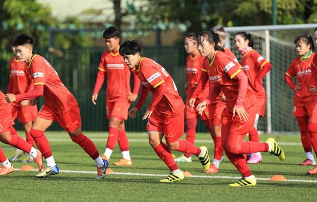 Seleccion femenina de futbol de Vietnam sigue siendo la sexta mejor de Asia hinh anh 1