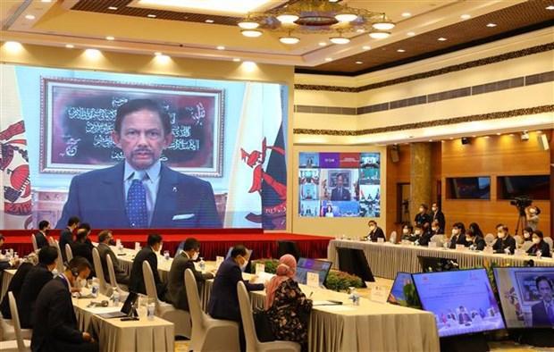 Vietnam participa en la 42 reunion de Asamblea Interparlamentaria de la ASEAN hinh anh 2