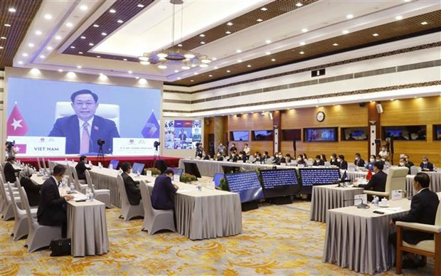 Secretaria general de la AIPA llama a promover cooperacion en ASEAN hinh anh 1