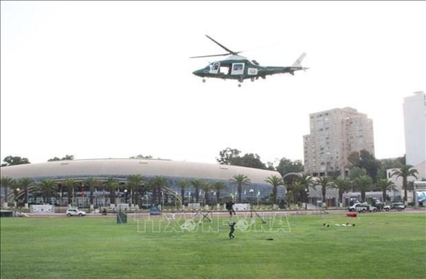 Vietnam participa en competencias de Juegos Militares 2021 en Argelia hinh anh 2