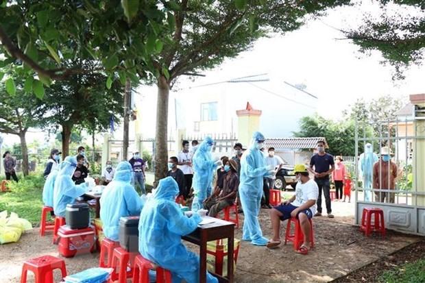 Vietnam confirma mas de 10 mil nuevos casos de COVID-19 hinh anh 1