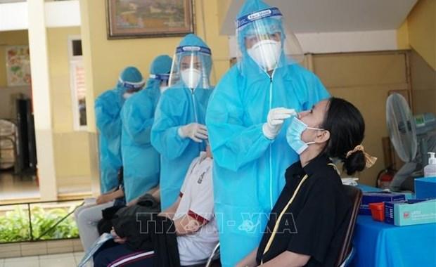 Exigen realizar prueba del COVID-19 a todos los pobladores de Ciudad Ho Chi Minh hinh anh 1
