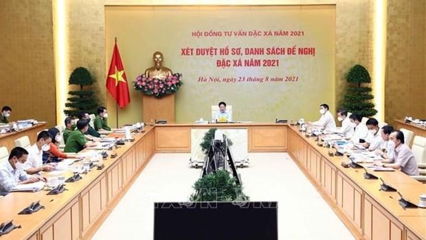 Garantizan en Vietnam la amnistia a reos por buena conducta hinh anh 1