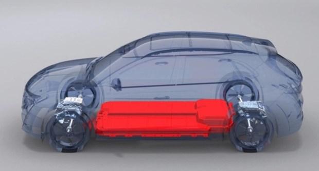 VinFast coopera con socio chino en producir baterias para vehiculos electricos hinh anh 1