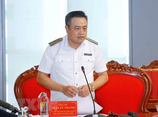 Auditoria Estatal de Vietnam determina tareas para proximo quinquenio hinh anh 2