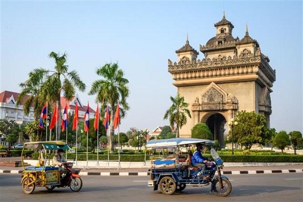 Laos mantiene crecimiento economico en medio del COVID-19 hinh anh 1