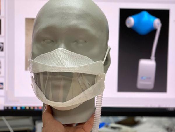 Empresario vietnamita inventa mascarilla antivirus supereficaz hinh anh 2