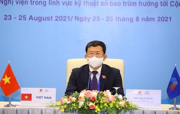 AIPA 42: Vietnam propuso recomendaciones para garantizar ciberseguridad hinh anh 1