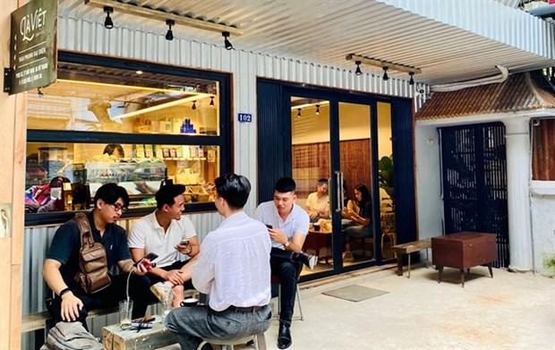 Vietnam por promover a nivel global marca de cafe nacional hinh anh 1