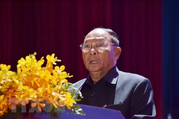 Camboya promueve la digitalizacion de la economia y la sociedad hinh anh 1