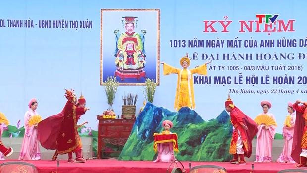 Provincia vietnamita de Thanh Hoa promueve valores culturales a traves del turismo hinh anh 1