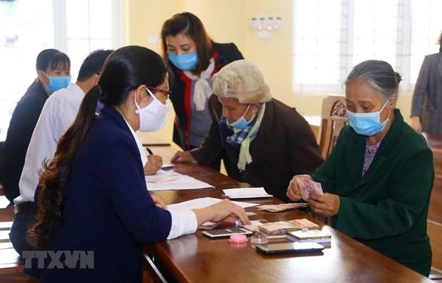 Proponen aumentar pension y subvencion mensual en Vietnam hinh anh 1