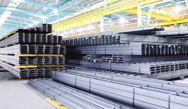 Vietnam mantiene derechos antidumping sobre acero en forma de H de Malasia hinh anh 1