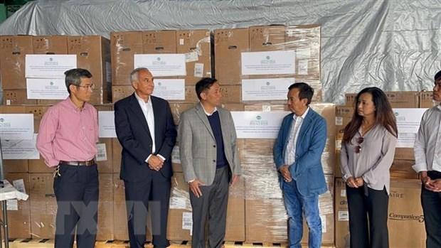 Vietnamitas en EE.UU. apoyan lucha contra COVID-19 en pais de origen hinh anh 1