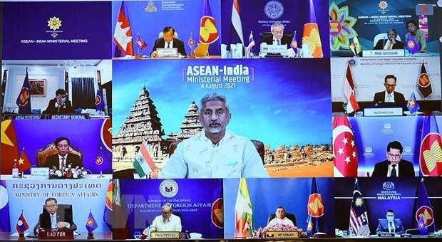 Lanzan programa de asociacion de desarrollo ASEAN- India hinh anh 1
