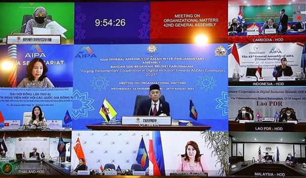 Vietnam aboga por ampliar nexos entre AIPA y otras organizaciones hinh anh 2