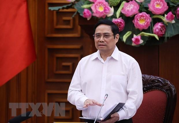 Completan el personal del Comite Directivo Nacional para Prevencion y Control del COVID-19 de Vietnam hinh anh 1
