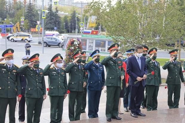 Army Games 2021: Vietnam ocupa octavo lugar luego de tres dias de competencias hinh anh 2