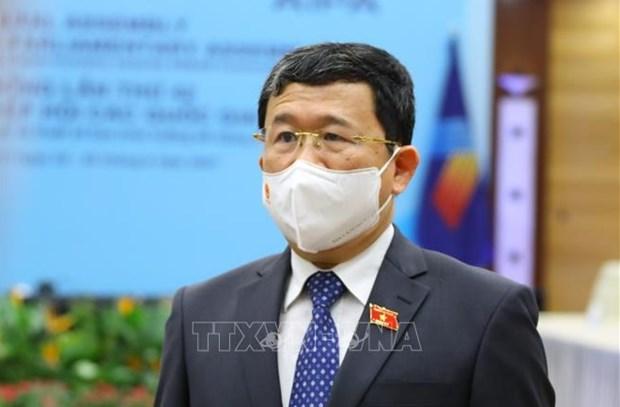 AIPA-42 llama a construir una comunidad prospera en la ASEAN, afirma funcionario vietnamita hinh anh 1