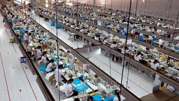 Vietnam y EE.UU. abogan por lazos comerciales equitativos y estables hinh anh 1