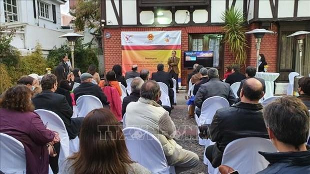 Vietnam y Chile impulsan lazos economicos y comerciales hinh anh 2