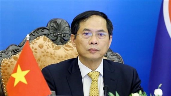 Reafirma Australia esfuerzos por seguir acelerando suministro de vacunas a Vietnam hinh anh 1