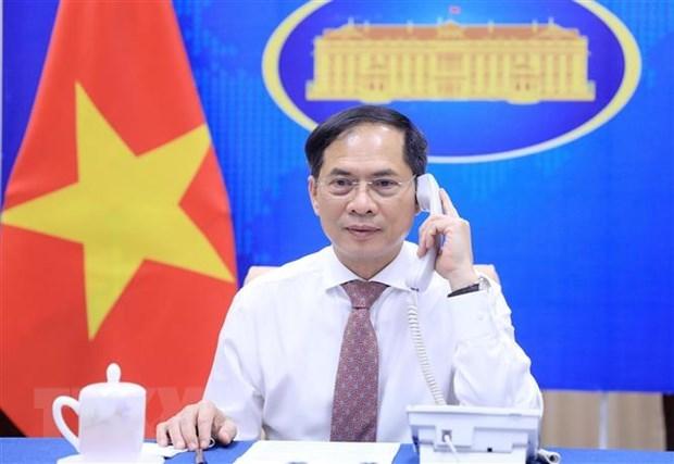 Resaltan apoyo de Serbia a Vietnam en combate contra COVID-19 hinh anh 1
