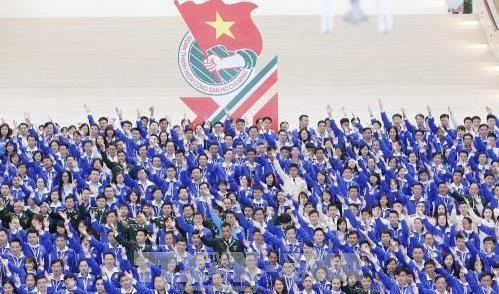 Mil delegados asistiran al XII Congreso Nacional de la Union de Jovenes Comunistas Ho Chi Minh hinh anh 1