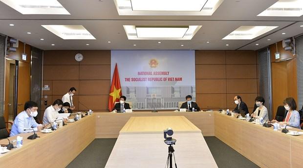 Forjan Vietnam y Japon cooperacion para mejorar capacidad de organo legislativo hinh anh 1