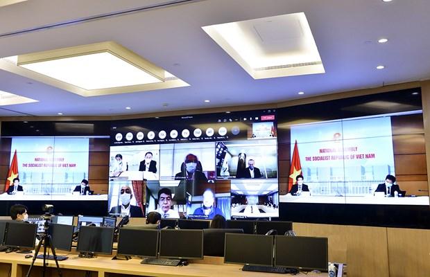 Forjan Vietnam y Japon cooperacion para mejorar capacidad de organo legislativo hinh anh 2