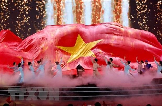 Efectuaran en Vietnam programa artistico para alentar lucha contra COVID-19 hinh anh 1
