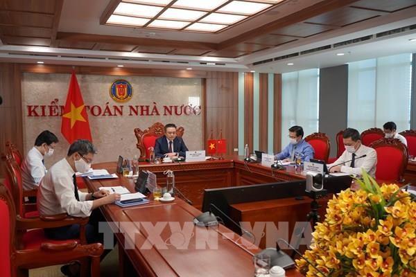 Agilizan Vietnam y China cooperacion en auditoria hinh anh 1