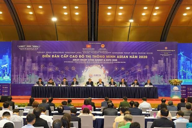 Vietnam aboga por promover cooperacion entre Ciudades Inteligentes hinh anh 2